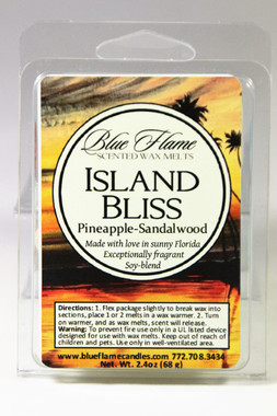 Island Bliss Scented Melt