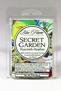 Secret Garden Scented Melt