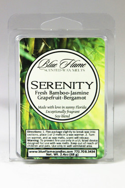 Serenity Scented Melt