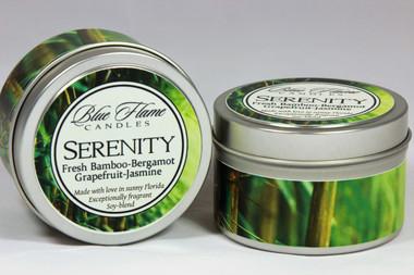 Serenity Travel Tin