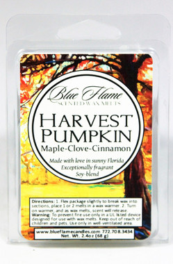 Harvest Pumpkin Scented Melt
