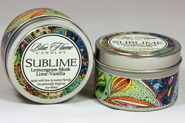 Sublime Travel Tin