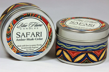 Safari Travel Tin