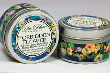 Forbidden Flower Travel Tin