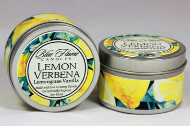 Lemon Verbena Travel Tin