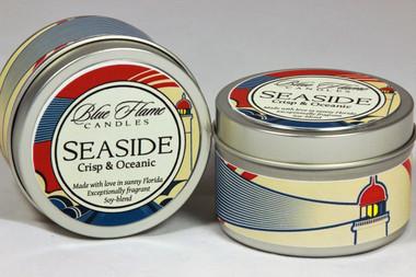 Seaside Travel Tin
