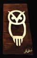 Chi Omega Owl