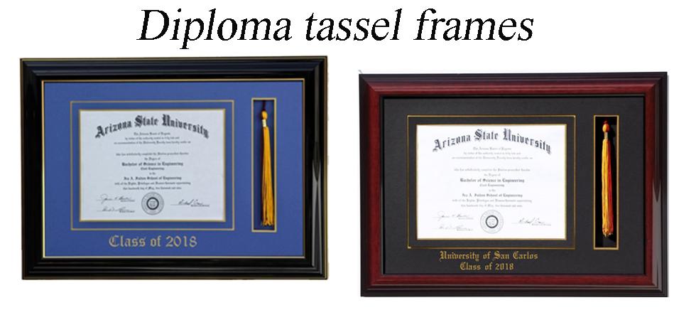 Grad Frames by 3Art