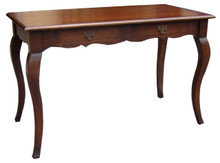 Desk with Cabriole Legs