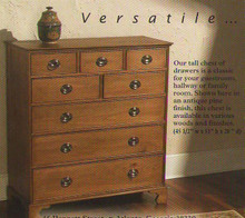 Gentlemen's Dresser C108