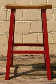Saddleseat Backless Stool