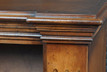 Detail of Fluted Console Bookcase