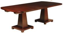 Double Dale Pedestal Table