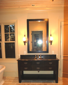 Bath Vanity #081206