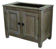 Bath Vanity with 2-Doors