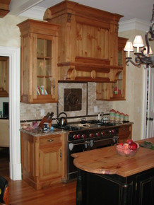 Pine Kitchen
