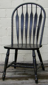 #120 Lg. Arrowback Side Chair