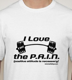 'Love the Pain' T-Shirt