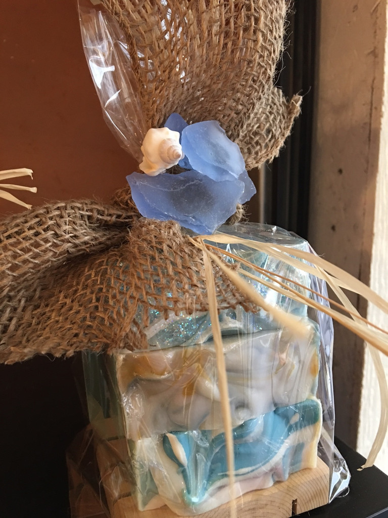 3 soap Gift Tower