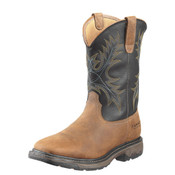 Ariat Men's Steel Toe Waterproof Workhog Work Boots - 10010133