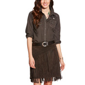Ariat Charlotte Embroidered Blouse - 10018202
