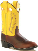 Children's Buckaroo Boots - 2156