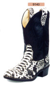 Black Snake Print - 9140