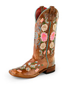 Anderson Bean Boots Macie Bean Rose Garden Cowgirl Boots - M-9012