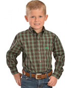 Boy's Cinch LgShv - MTW7060100