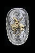 Bronc Rider Signet Ring  - 327083