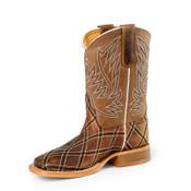Anderson Bean Kids Boots - Vamp Moka Sabotage - K1082