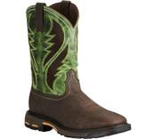 Ariat Workhog Wide Square Toe VentTEK Composite Toe Boot - 10020084