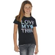 CRUEL GIRL 'LOVE MY TRIBE' TEE-STYLE  - CTT6850014