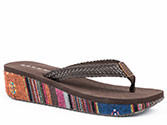 Colorful Wedge  Style # 09-021-0607-1319 BR