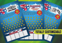 Fundraising Contest- Incentive Poster