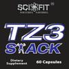 "TZ3 Stack (60 Capsules) ""Triple Action"""