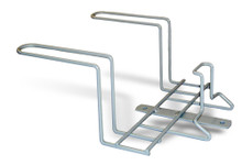 Wire Hose Rack