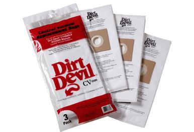 Dirt Devil RV Vacuum Unit Replacement Bags