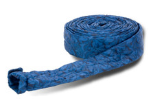 30' Zippered Hose Sock, Blue