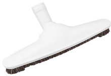 "12"" Premium Floor Brush-Gray"