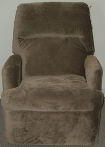 8230 Swivel Glider Rocker Recliner - Proto Granite