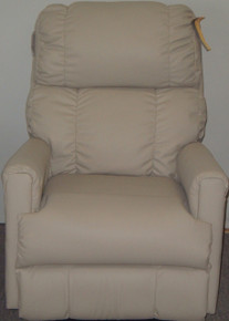 803 Stationary Plush Recliner - Grande Hueso