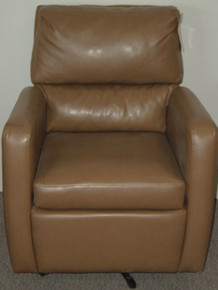 323 Swivel Rocker - Powell Sepia