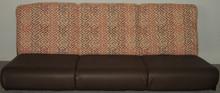ATJ57-62 Jackknife Sofa - Entourage Rustic / Brookwood Chestnut