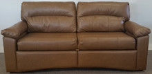 4479-74 Tri-Fold Sofa Sleeper - Powell Tobacco