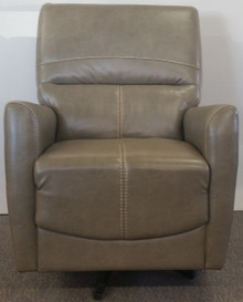 2609 Swivel Rocker Chair - Coleman Putty