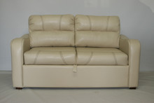 8120-65 Trifold Sofa Sleeper - Knaus Cream