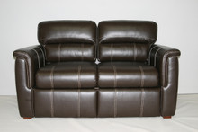 145-62 Trifold Sofa Sleeper - Clarkson Chocolate