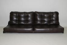 J47-68 Jacknife Sofa - Poise Mahogany