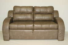 215-68 Trifold Sofa Sleeper - Bismark Sable